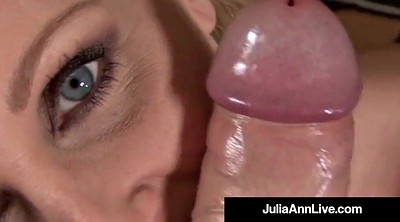 Julia ann, Ann, Julia, Dirty talk, Milf julia ann, Hard