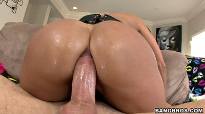 Ava addams, Oil, Oil anal, Anal ride, Addams, Butthole