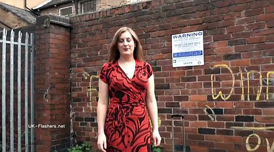 Dress, Public masturbate, Milf solo, Chubby flash