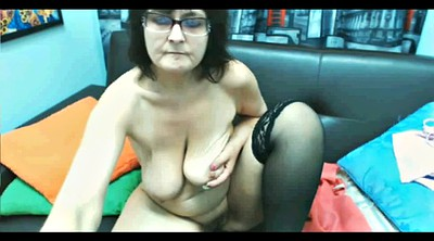 Saggy tits, Granny webcam, Big saggy