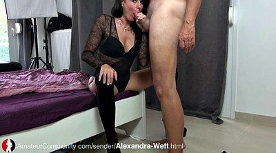 German mature, Alexandra