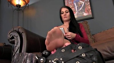 Nylon feet, Feet nylon, Foot domination