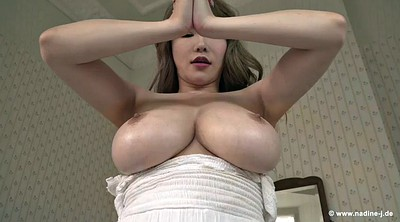 Japanese solo, Breasting, Big breast