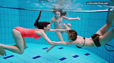 Underwater, Girls, Water