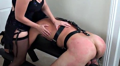 Spanking, Latex, Anal toy