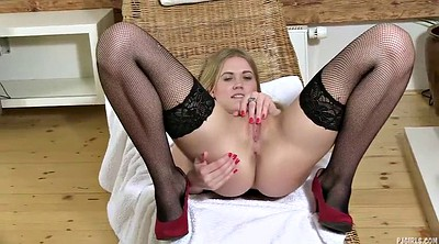 Pantyhose pussy, Gaping pussy, Small pussy