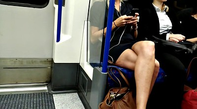 Upskirts, Mature feet