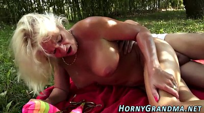 Granny anal, Mature outdoor, Old lady, Granny outdoor