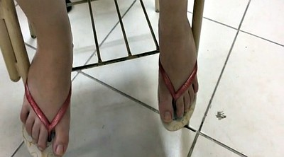 Brazilian, Girl feet