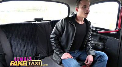 Taxi, Kissing fuck, Fake, Czech taxi