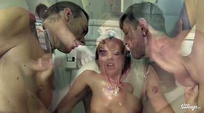 Swinger, Mature mmf, German mature