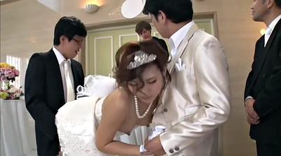 Bride, Japanese wife, Japanese cuckold, Asian wife, Asian cuckold