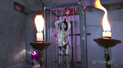 Japanese bondage, Uncensored, Tied asian