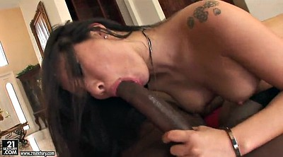Monster, Asa akira, Monster anal, Long cock, Ass lick