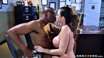 Ariella ferrera, Secretary, Big black cock, Ebony milf, Milf boss, Black milf