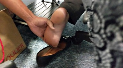 Feet, Smelly foot, Foot job