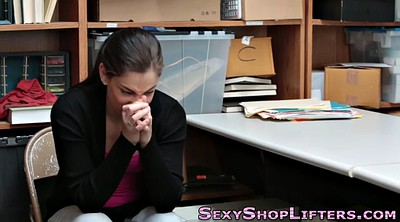 Shoplifter, Amateur facial