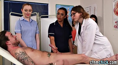 Nurse handjob, Doctor sex