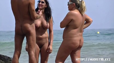 Nudist, Nudist beach, Naked