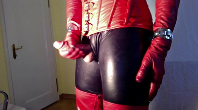 Gloves, Crossdressers, Gay leather, Crossdressing