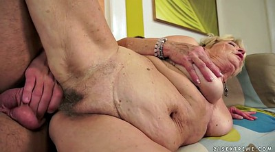 Mature hairy, Old pussy, Granny swallows