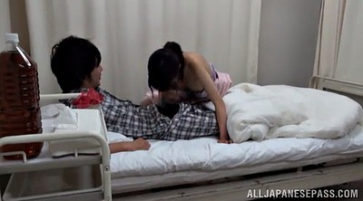 Nurse, Asian handjob