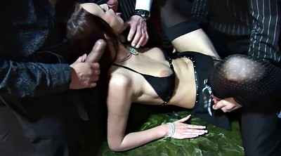 Touch, Claudia, Double anal