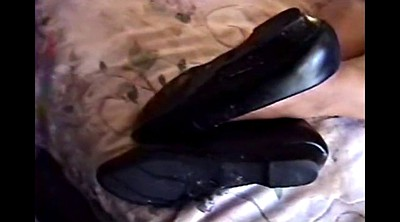 Cum in shoe, Shoe, Shoes