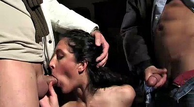 Wife threesome, Italian milf, Threesome wife, Italian threesome, Boss wife
