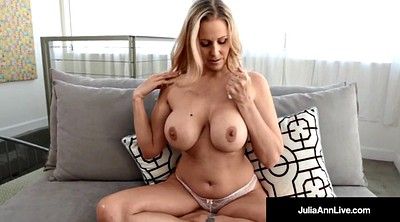Julia ann, Julia, Nipple, Tits worship, Anne