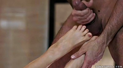 Foot licking, Tina kay, Lick foot