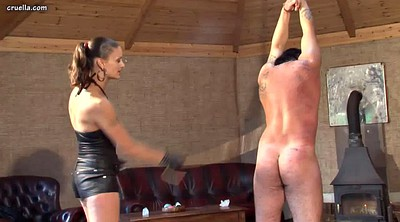 Spanks, Femdom whipping, Mistress whipping