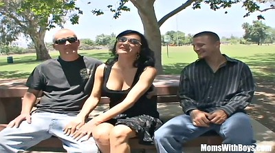 Husband, Cougar, Wife husband, Young facial, Old wife
