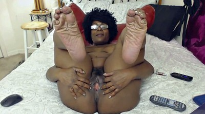 Milf feet, Black feet, Ebony feet