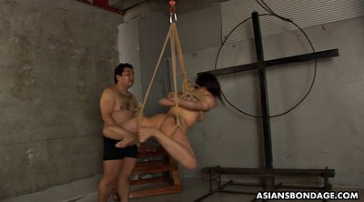 Tied, Asian tied, Bdsm asian, Tied up, Rope
