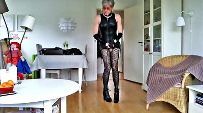 Sissy, Leather boot