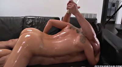 Japanese massage, Asa akira, Japanese fetish, Oil massage