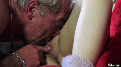 Grandpa, Granny porn, Granny small, Old grandpa, Young blowjob, Granny swallow