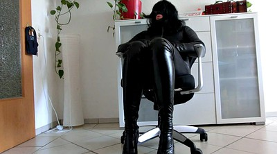 Gloves, Leather, Crossdress, Crossdressers