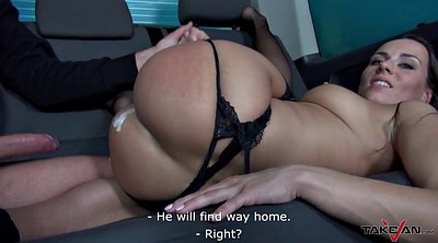 Anal, Taxi anal