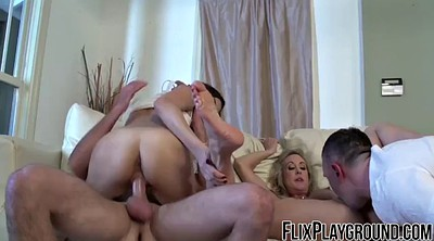 Brandi love, Milf solo, Mature and young