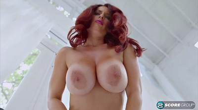 Goldie, Witch, Goldie blair, Big tits mature, Redhead milf, British bbw