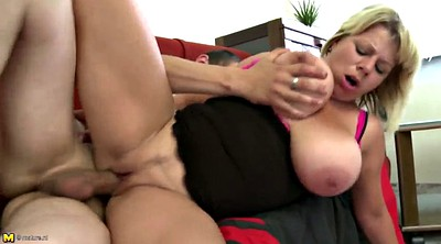 Mom and son, Mom n son, Son fuck mom, Busty mature