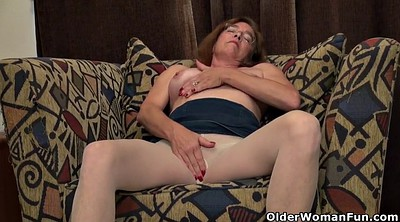 Mature pantyhose, Mature cunt