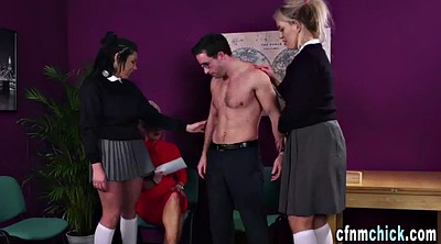 Handjob, Teacher