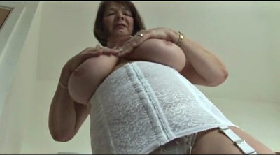 Huge boobs, Huge pussy, Hairy granny