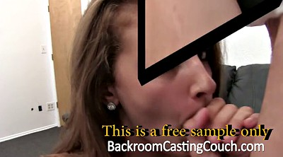 Swallowed, Casting teen