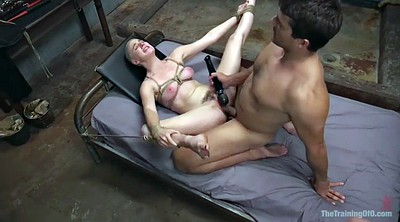 Short hair, Squirting, Tied