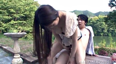 Long hair japanese, Asian pussy