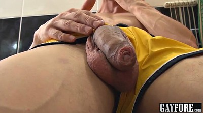 Foreskin, Grab, Big penis